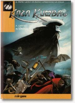 copertina del manuale di kata kumbas