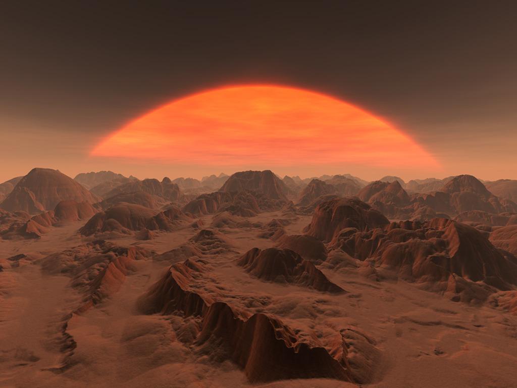 Ucronia canaglia 2 il ritorno strategie evolutive - Mars sunset wallpaper ...