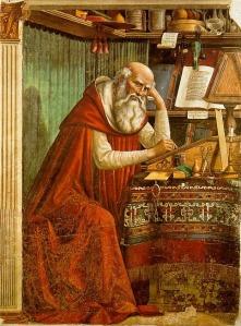 San Girolamo, patrono dei traduttori