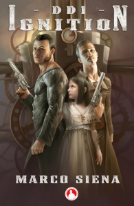 La copertina dell'edizione in inglese