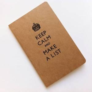 Keep-Calm-and-Make-a-List