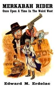 Merkabah Rider 4 cover