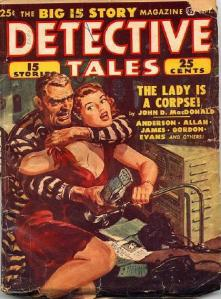 The Lady is a Corpse_Sep 1950