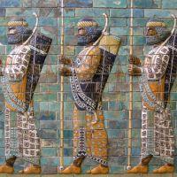 La pistolera della Persia