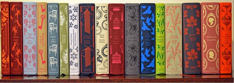 E ammettiamolo, Penguin fa delle edizioni dei classici che sono proprio belle a vedersi, e robustissime.