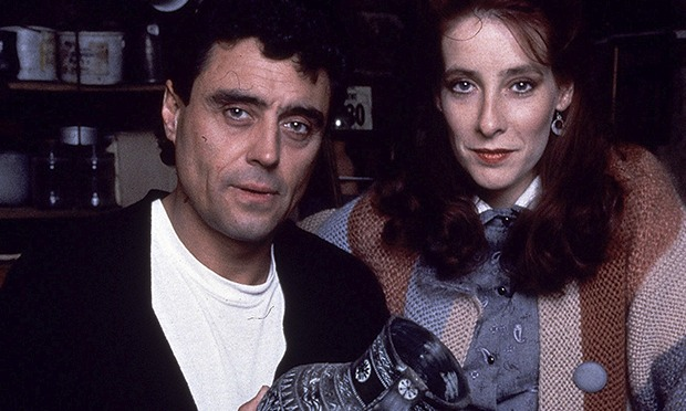 Lovejoy: Ian McShane and Phyllis Logan