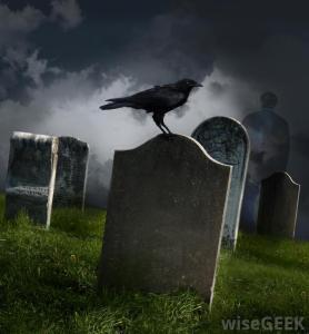 raven-tombstone