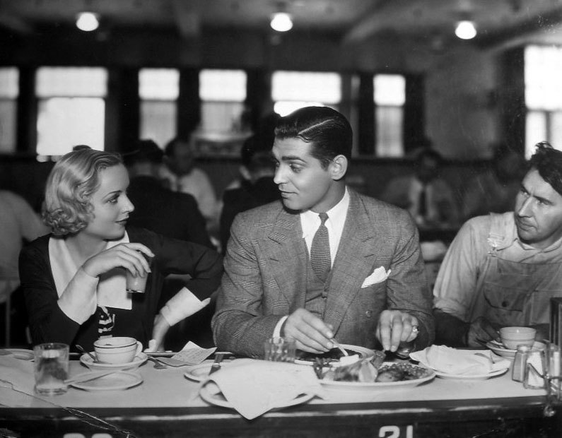 carole-lombard-clark-gable-lunch-break-no-man-of-her-own28129