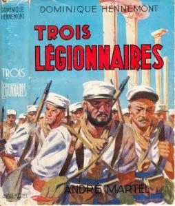 TROIS LEGIONNAIRES