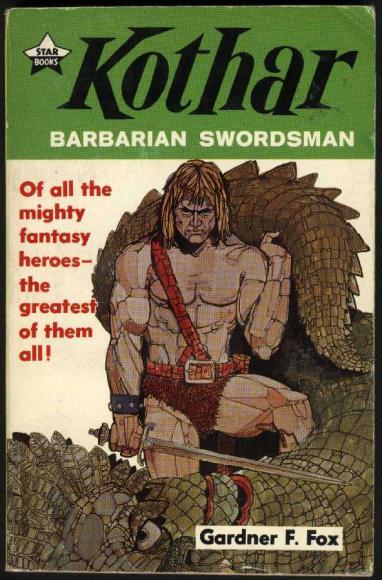 Kothar the Barbarian, il ritorno