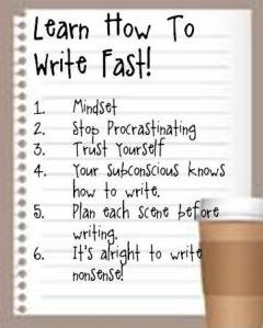 Learn To Write Fast B6