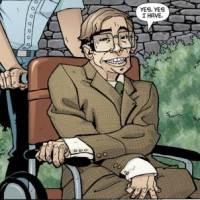 Stephen Hawking, 1942-2018