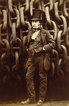 220px-Robert_Howlett_(Isambard_Kingdom_Brunel_Standing_Before_the_Launching_Chains_of_the_Great_Eastern),_The_Metropolitan_Museum_of_Art_(cropped)